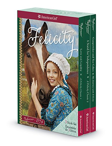 - Felicity 3-Book Box Set (Felicity Classics: American Girl Beforever)