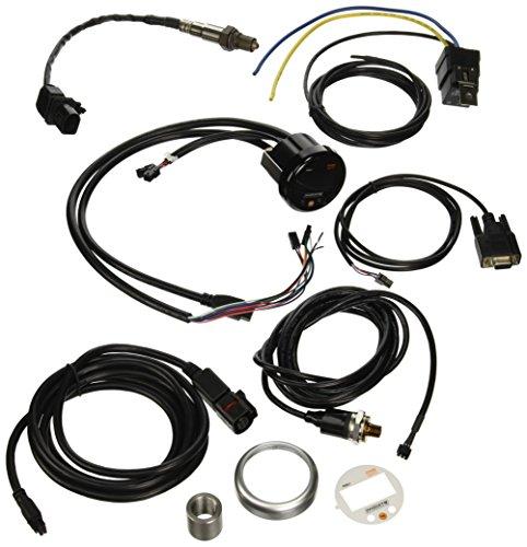 Innovate Motorsports 3893 PSN-1 PowerSafe Nitrous Bottle Pressure/Wideband Oxygen Gauge Kit