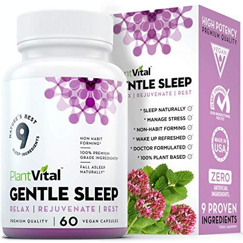 Sleeping STRENGTH Melatonin Chamomile Non Habit product image