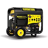Champion Power Equipment 41533, 7200 Running Watts/9200 Starting Watts, Gas Powered Portable Generator, CARB Compliant
