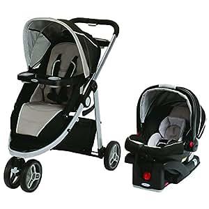 Graco Snugride Click Connect  Lx Car Seat Cascade