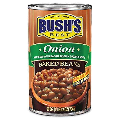 Bush's Best Onion Baked Beans, 28 oz