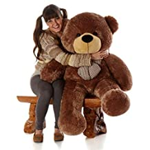 Giant Teddy Sunny Cuddles