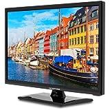 """Sceptre 19"""" Class HD, LED TV- Built-in DVD Player - 720p, 60Hz"""