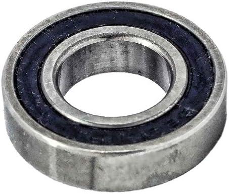 Amazon.com: s6901 – 2RS rodamientos de cerámica Si3 N4 acero ...