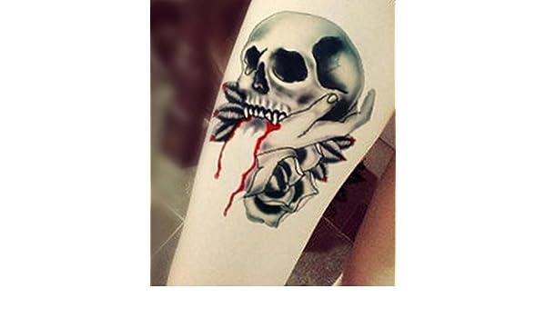gymnljy tatuaje pegatinas extraíble impermeable tatuajes ...