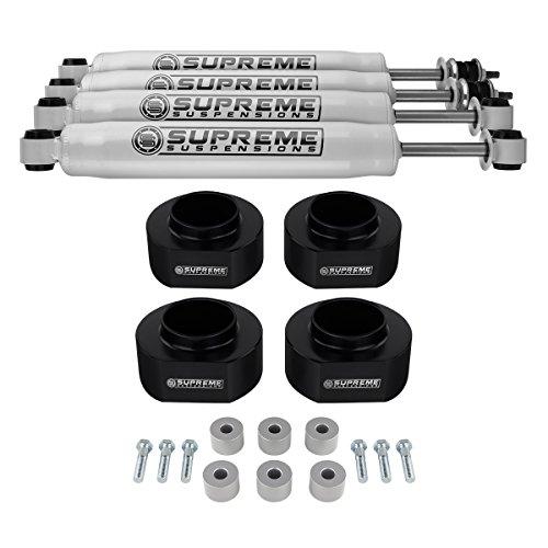 Supreme Suspensions - Wrangler Full Lift Kit 2