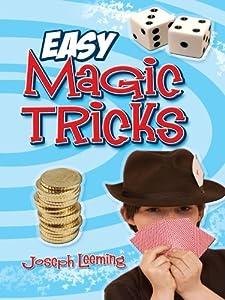 Easy Magic Tricks (Dover Magic Books)