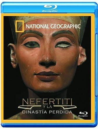 Nefertiti y la dinastía perdida [Blu-ray]: Amazon.es: Varios ...