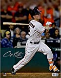 Topps ALEX BREGMAN, HOUSTON ASTROS 8 X 10 PHOTO AUTOGRAPH ON GLOSSY PHOTO PAPER
