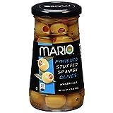 Mario Camacho Foods Manzanilla Spanish Olives 5.75OZ (Pack of 24)