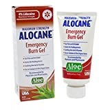 Alocane Maximum Strength Emergency Room Burn Gel, 2.5 Fluid Ounce - 12 ct.