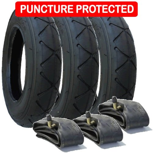 Mountain Buggy Breeze Tyre and Inner Tube Set - Puncture Protected