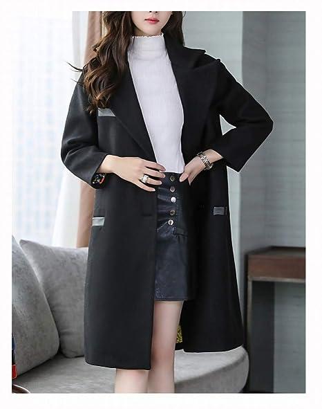 SED Ropa de Mujer - Abrigo de Lana 19d5b906b0f8