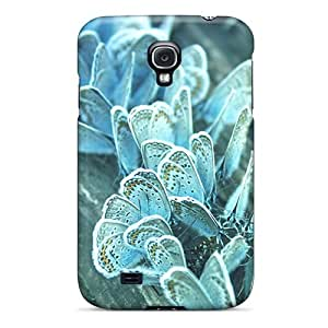 New Galaxy S4 Case Cover Casing(perpetual Blue)