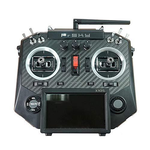 TechnQ X10S 16 Kanäle RC Drone Transmitter Mode 2 MC12plus Carbonfaser Panel