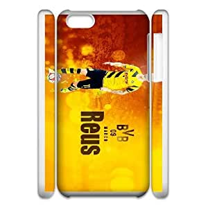 Design Durable Phone Cases Lxdlx iphone6 4.7 3D Cell Phone Case White BVB Borussia Dortmund Hard Back Cover Protector