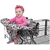 Baby 2-in-1 Shopping Cart Cover | High Chair Cover Protection...