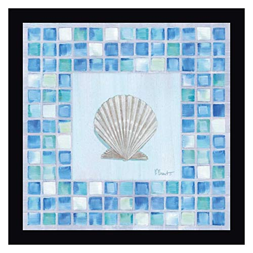 Mosaic Scallop by Paul Brent - 27