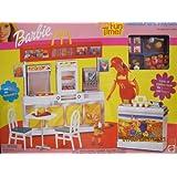 Barbie - McDonald's Fun Time! Restaurant Playset - 2001 Mattel