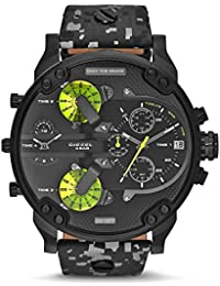 DZ7311 Mens SBA Mr. Daddy 2.0 Black Camo Watch