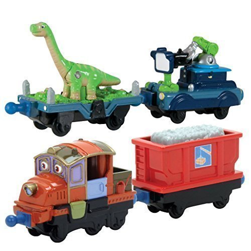 Chuggington StackTrack Duo Value Pack Die Cast Toy Train Set