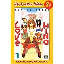 LOVE HINA T.01