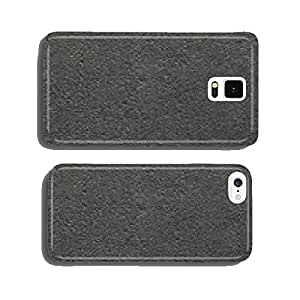 Dark urban asphalt road background texture cell phone cover case Samsung S6