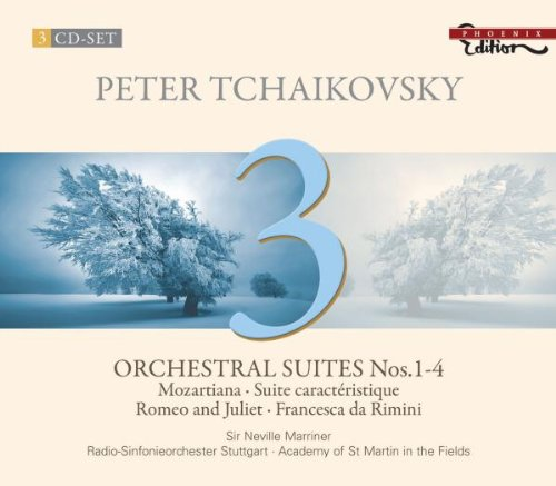 Orchestral Suites Nos (Peter Iljitsch Tchaikovsky: Orchestral Suites Nos. 1-4)