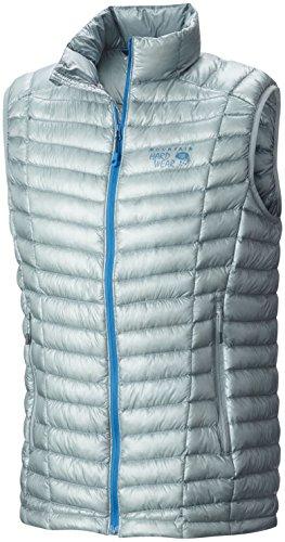 Mountain Hardwear Ghost Whisperer Down Vest - Men's Ice Shadow (Ghost Whisperer Down Jacket)
