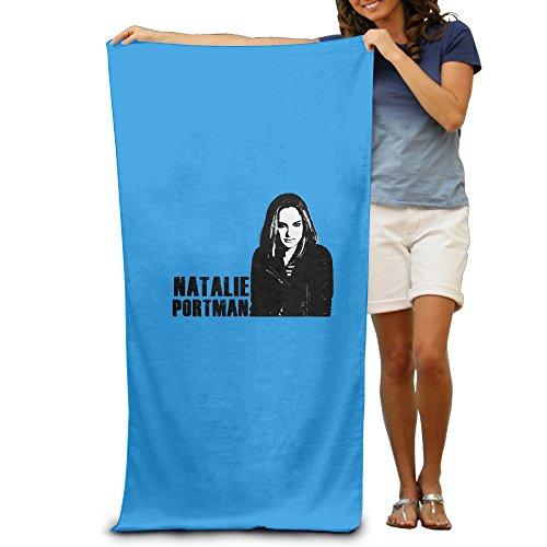 POY-SAIN Natalie Portman Poster Bath Towel And Beach Towel Size - Sonya Walger Hand