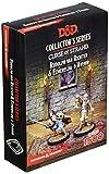 D&D 71051BFM Curse of Strahd Rudolph Van Richten & Esmeralda D'Avenir, 2 Un