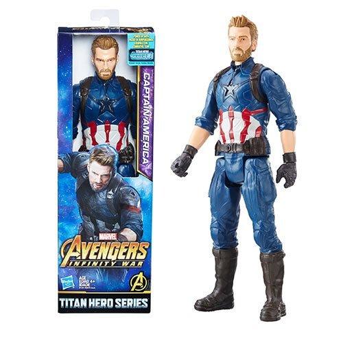 "Thanos Marvel Infinity guerre Titan Hero Série Power Fx Action figure 12/"" NEUF!!!"