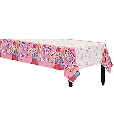 Amscan Table Cover | JoJo Siwa Collection | Birthday: Toys & Games