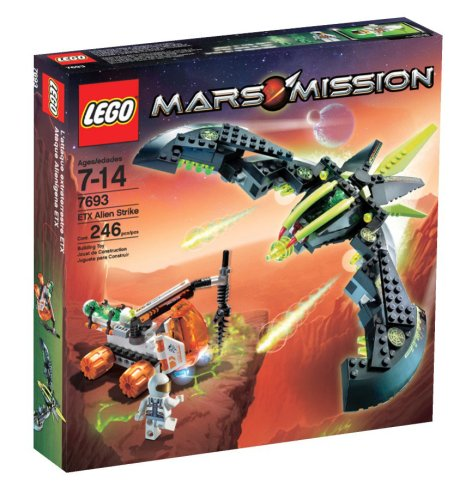 Top 9 Best LEGO Mars Mission Sets Reviews in 2109 8