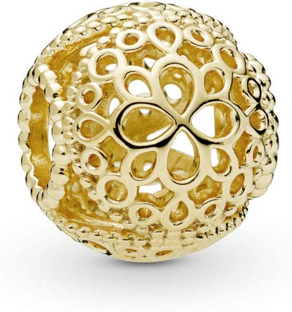 charm pandora in oro