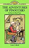 The Adventures of Pinocchio (Dover Children's Thrift Classics)