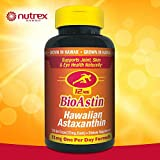 Nutrex Hawaii Bioastin Hawaiin Astaxanthin 12mg - 2 Bottles, 120 Gel Caps Each