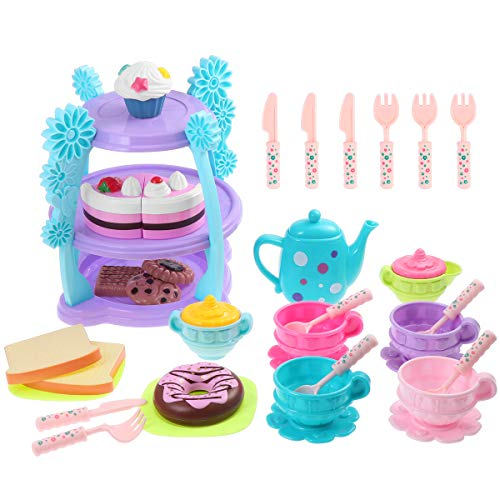 iBaseToy Kids Tea Set
