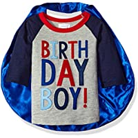 Mud Pie Baby Boys' Toddler Raglan T-Shirt