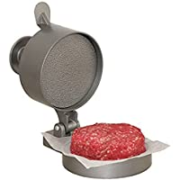 Non-Stick Adjustable Burger Press with Ejector
