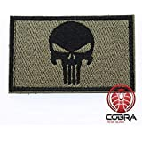 Prepare For War Morale Camo Green Patch Titan One Europe Tactical Punisher Skull Si Vis Pacem Para Bellum If You Want Peace