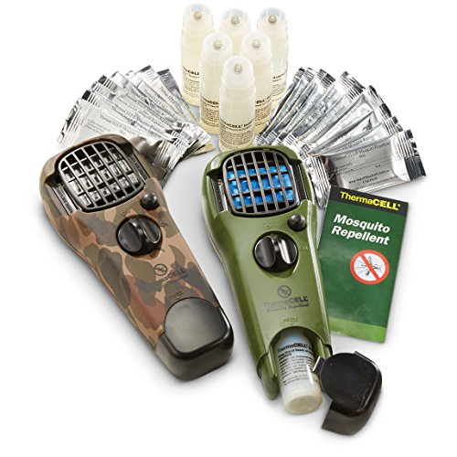 ThermaCell Mosquito Repellent Value Pack