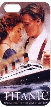 Movie The Titanic - hard iPhone 5 cover - Titanic Phone Case Iphone 5