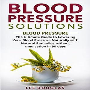 Blood Pressure Solutions Audiobook