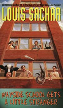 Wayside School Gets a Little Stranger 0380723816 Book Cover
