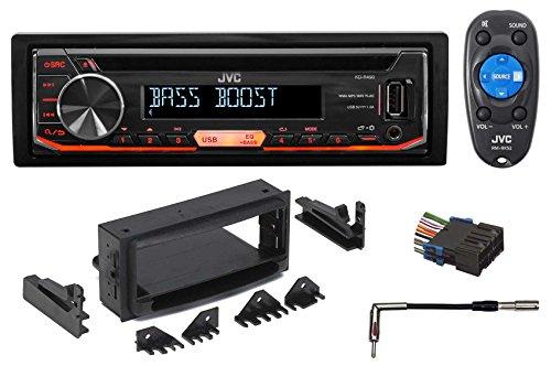 1994-2003 Pontiac Grand Prix JVC CD Player Receiver USB/AUX/MP3 3-Band Eq+Remote (Prix Grand Cd Player)
