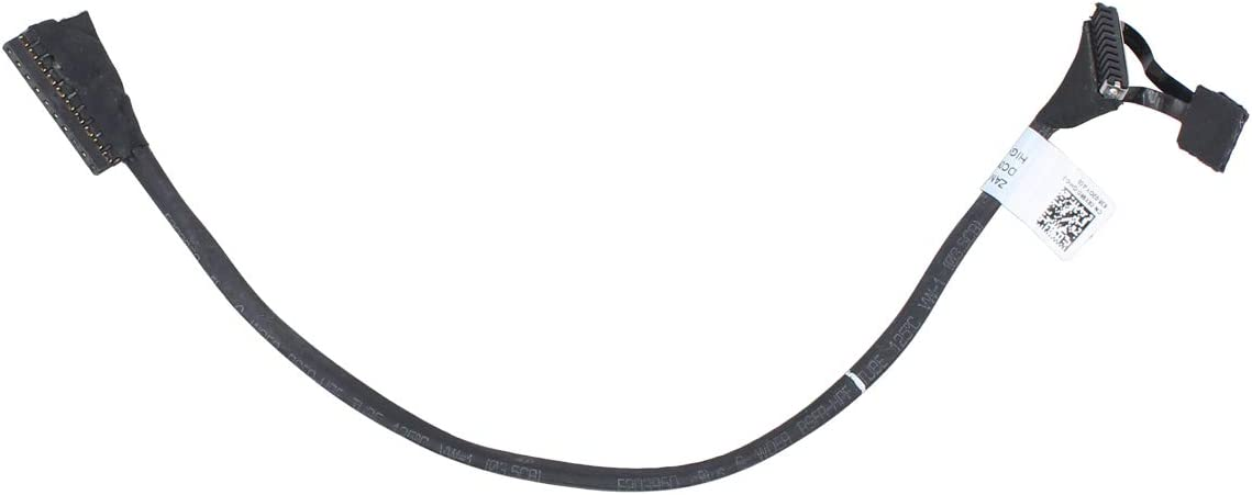 XtremeAmazing Laptop Battery Cable Replacement for Dell Latitude E5450 5450 ZAM70 08X9RD DC02001YJ00