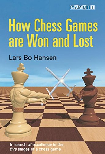How Chess Games are Won and Lost pdf epub