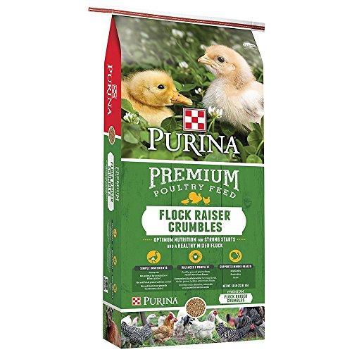 - Purina Animal Nutrition Mills Flock Raiser Sunfresh Recipe, 1 Count, One Size